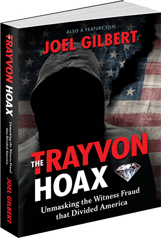 Trayvon Hoax Book Cover